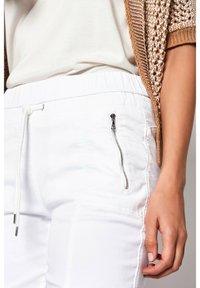 TONI - Trousers - 80 white - 3