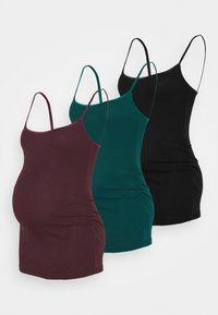 New Look Maternity - 3 PACK - Topper - multicolor - 0