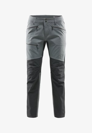 RUGGED FLEX PANT - Outdoor-Hose - magnetite/true black short
