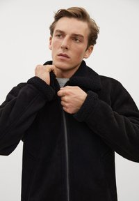 Mango - ORSON - Light jacket - schwarz - 3