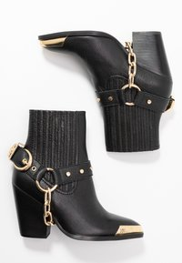 Versace Jeans Couture - Santiags - nero - 3