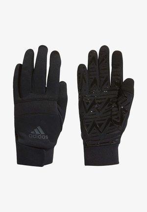 FOOTBALL STREET GLOVES - Gloves - black
