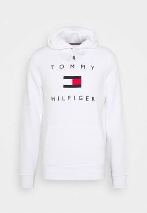 FLAG HOODY - Hoodie - white