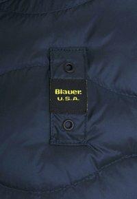 Blauer - Untuvatakki - navy - 7