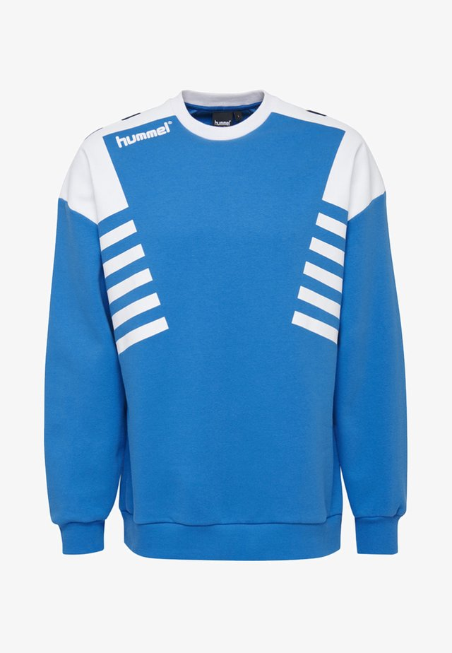 HIVE HMLCARL-OTTO SWEATSHIRT - Sweater - french blue