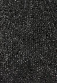 LIU JO - ABITO MAGLIA - Pouzdrové šaty - black - 2