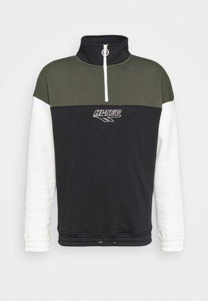 PETER - Sweatshirt - jet black