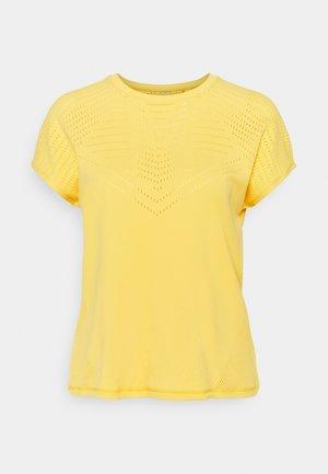ONPMIRAL - Camiseta estampada - banana