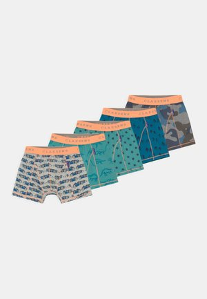 BOYS 5 PACK - Pants - multi-coloured