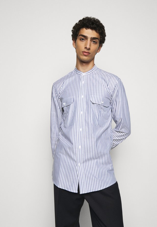 CHINA STRIPE  - Shirt - blue/white stripe