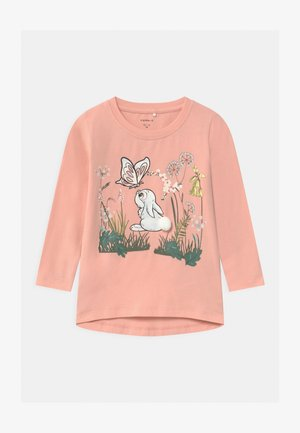 DISNEY BAMBI - Long sleeved top - mellow rose