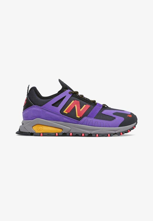 Sneakers basse - mirage violet/black