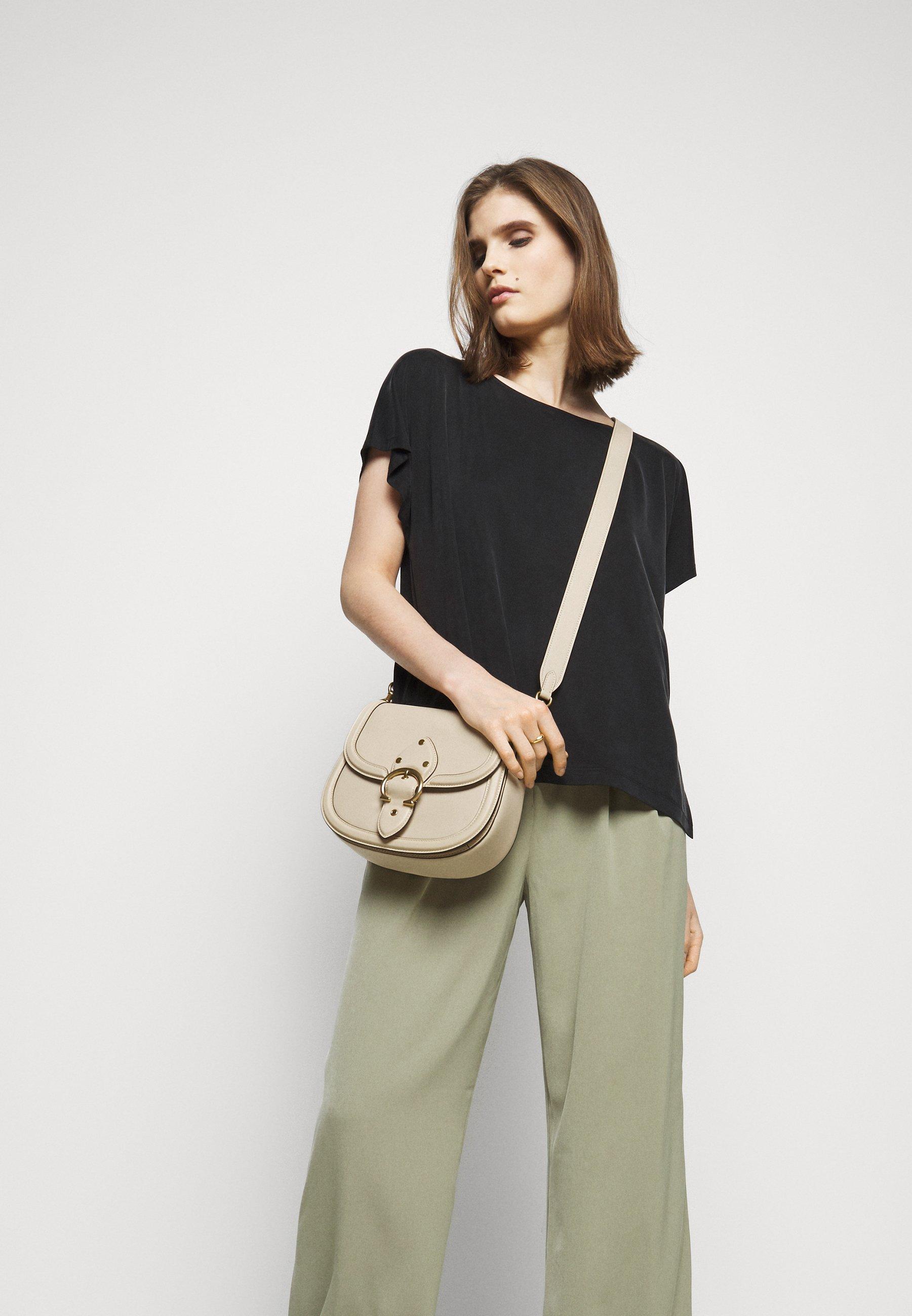 Women GLOVETANNED BEAT SADDLE BAG - Across body bag