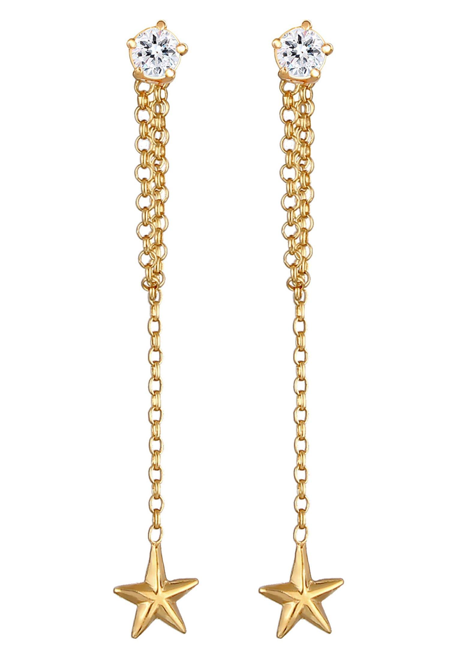 Elli Ohrringe - Gold-colored/gold