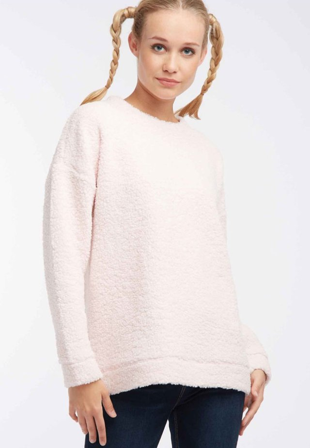 Sweat polaire - pink