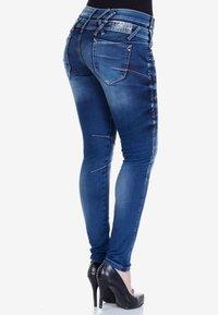 Cipo & Baxx - Slim fit jeans - blue - 3
