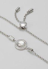 Emporio Armani - Bracelet - silver-coloured - 4