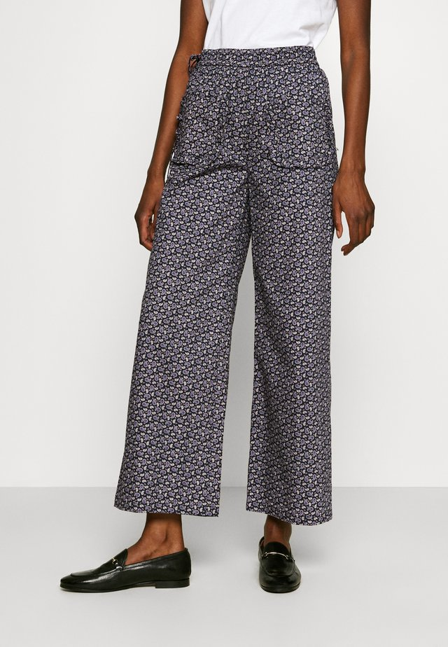 CODY PANT - Trousers - navy