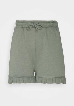 RUBINE MASCH - Shorts - moss