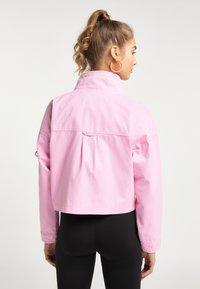 myMo - Summer jacket - rosa - 2