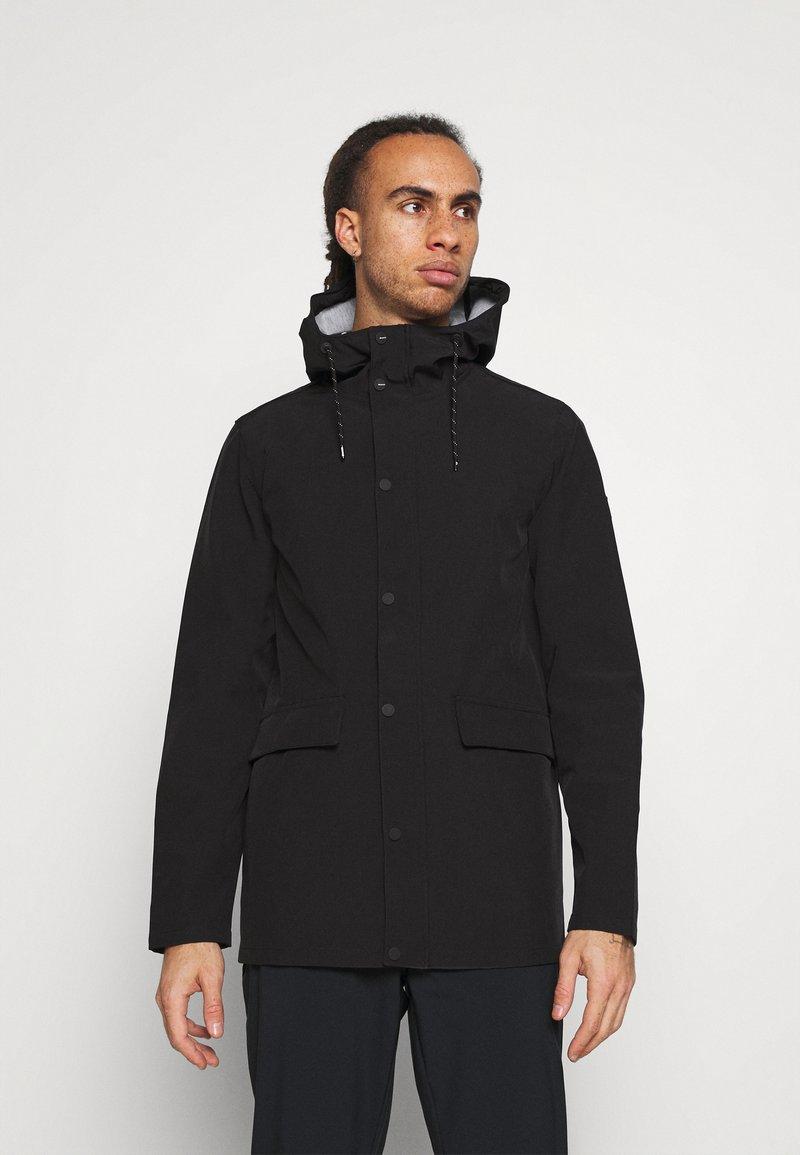 Brunotti - HECTOR - Softshellová bunda - black