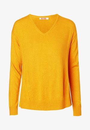 ARELLA - Pullover - orange