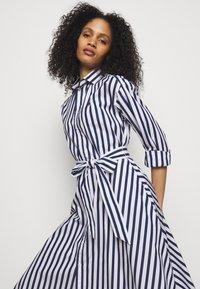 Polo Ralph Lauren - Shirt dress - navy/white - 3