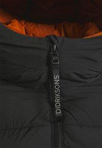 Didriksons - NOMI WOMEN'S PARKA - Winter jacket - black - 2