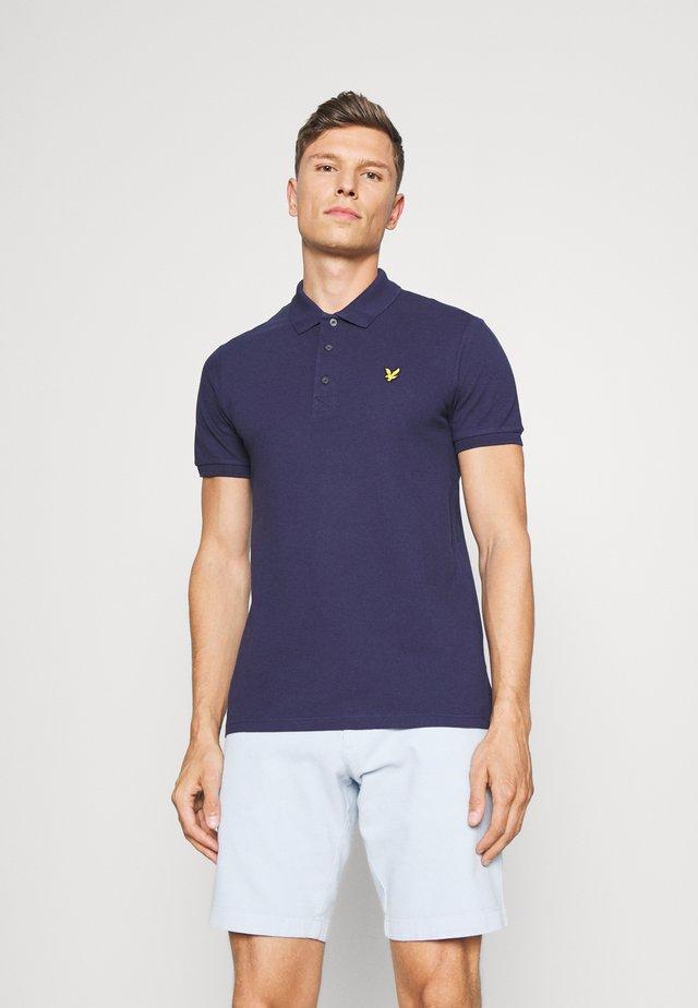 PLAIN  - Polo shirt - navy
