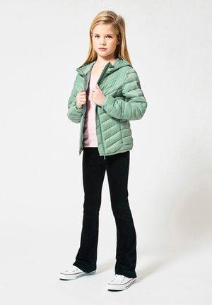 Winter jacket - sage