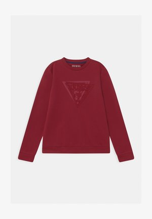 JUNIOR ACTIVE - Sweatshirt - red sea