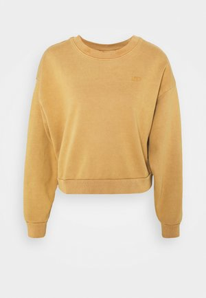 DIANA CREW - Sweatshirts - iced coffee