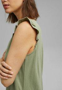 Esprit - Day dress - light khaki - 2