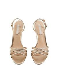 Mango - ORCA - High heeled sandals - gold - 1