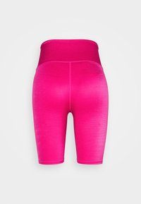 Good American - SHINY BIKE - Short de sport - electric pink - 1