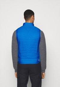 Colmar Originals - MENS VESTS - Waistcoat - blue - 2