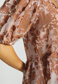 Object - OBJALICE SHORT DRESS FAIR - Day dress - sugar almond - 5