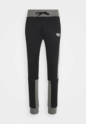 RAY JOGGERS - Tracksuit bottoms - black