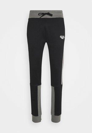 RAY JOGGERS - Pantaloni sportivi - black