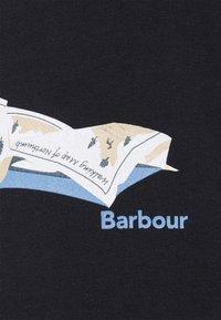 Barbour - FAIRSFIELD TEE - Long sleeved top - navy - 6