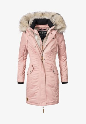 DAYLIGHT - Winter coat - pink