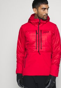 Norrøna - LOFOTEN PRIMALOFT - Winter jacket - red - 3