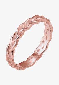 Elli - Unendlich Knoten - Ring - rosegold-coloured - 1