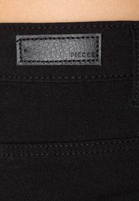 Pieces - PCHIGHSKIN WEAR  - Jeans Skinny - black - 4