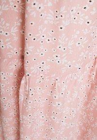 Dorothy Perkins - DITSY SLEEVELESS TIERED DRESS - Vestito estivo - pink - 2
