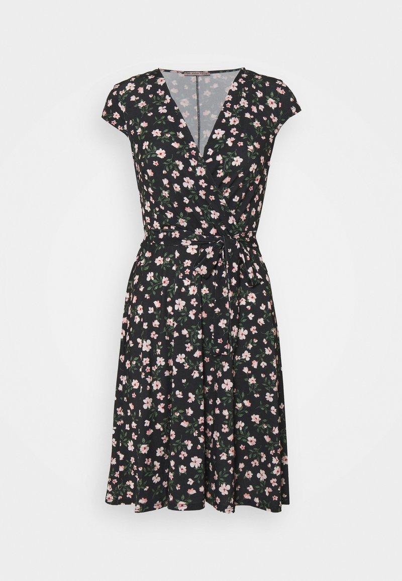 Anna Field - Sukienka z dżerseju - black