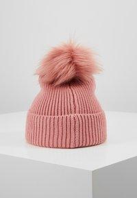 Barbour - DOVER POM - Mütze - blush pink - 2