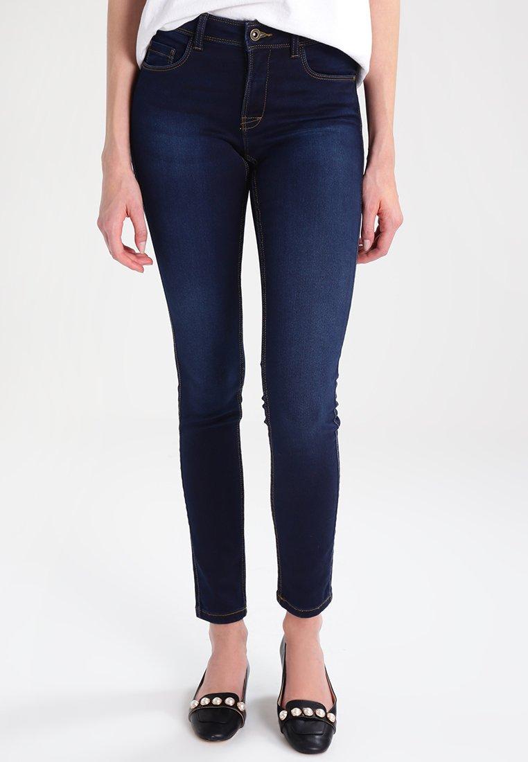 ONLY - ULTIMATE - Jeans Slim Fit - dark blue denim