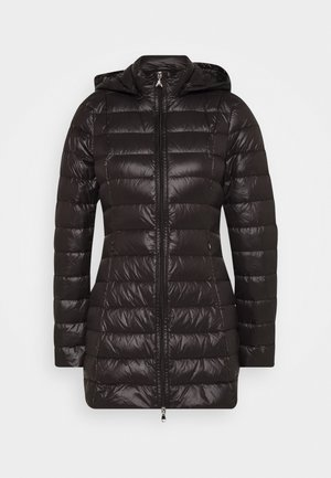 LONG VERSION LIGHT - Down coat - nero
