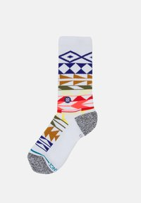 Stance - WARRIOR  - Calcetines - white/multi-coloured - 0
